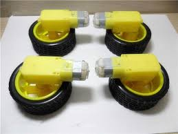 Robotic wheels
